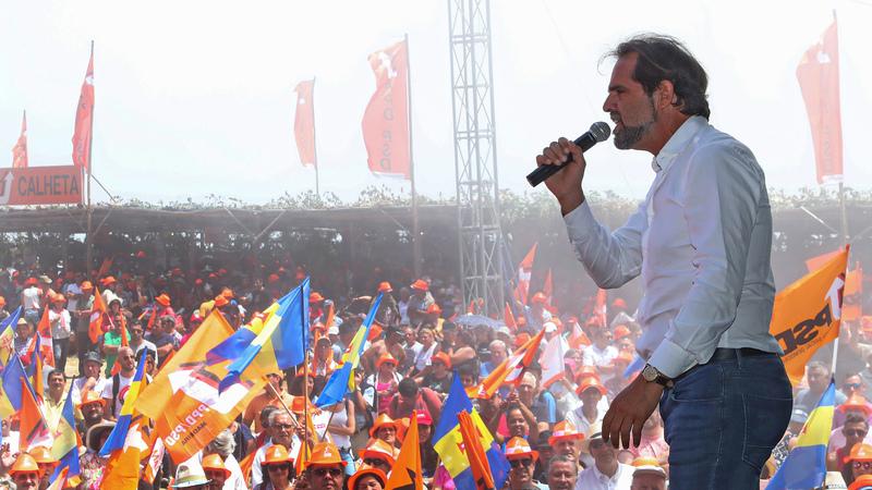 """Miguel Albuquerque: """"António Costa pode esperar sentado, porque o povo quer manter a sua liberdade e a sua autonomia na Madeira"""""""