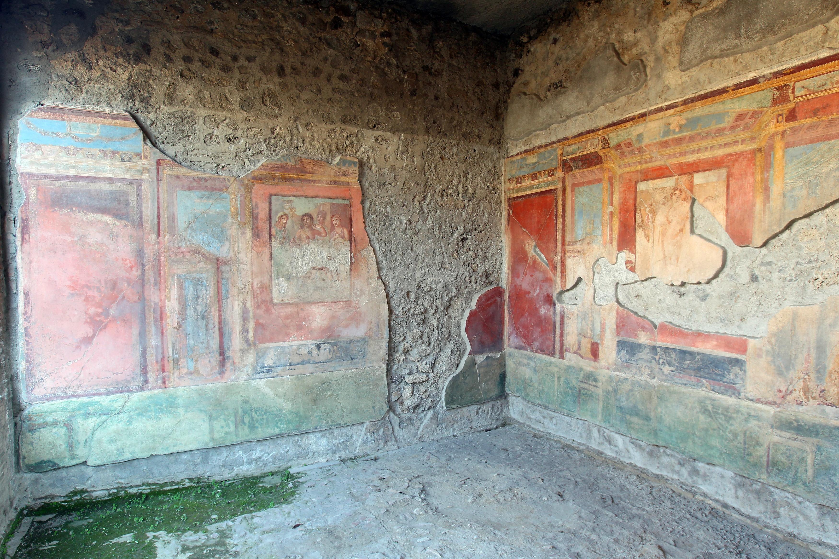 Inscrição descoberta em Pompeia pode trazer nova data para a erupção que destruiu a cidade