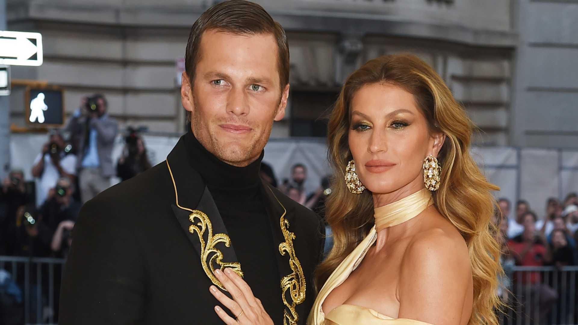É este o 'defeito' de Tom Brady, segundo Gisele Bündchen