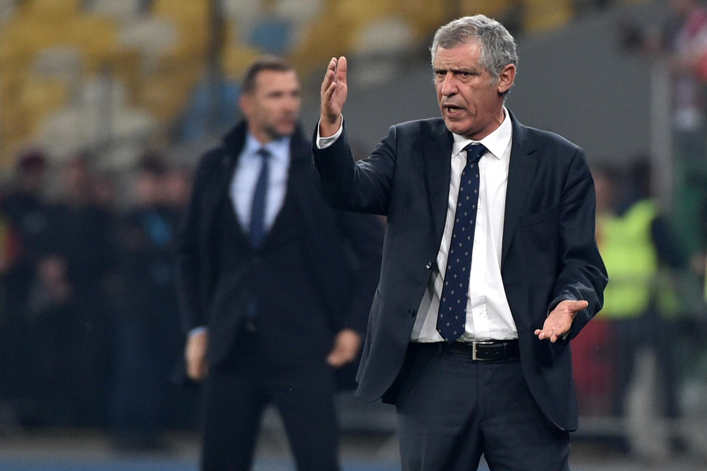 Euro2020: Fernando Santos somou apenas a terceira derrota em jogos oficiais