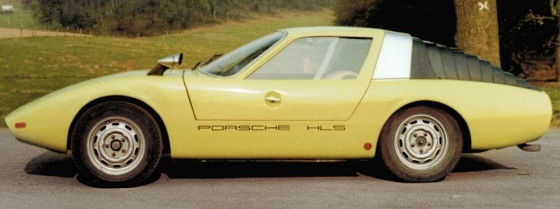 Protótipos Porsche: Os mais raros e insólitos