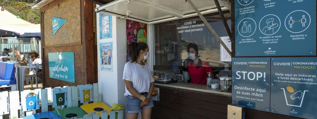 COVID-19: As quebras que a pandemia provocou na economia, ponto por ponto