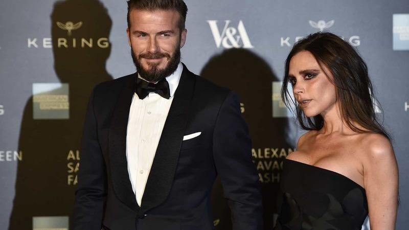 Victoria e David Beckham querem construir túnel em casa