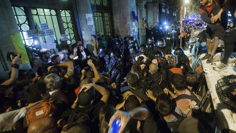 """Catalunha tem """"plano de contingência"""" para realizar referendo"""