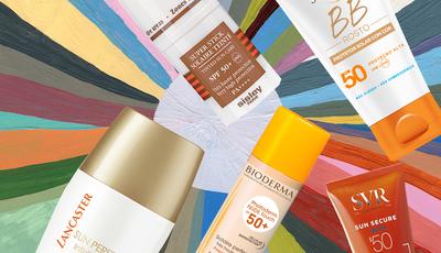 Protetores solares com cor para uma pele perfeita (e com FPS elevado)