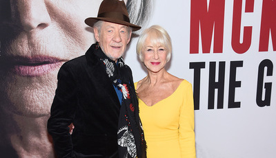 Helen Mirren adorou ser confundida com a namorada de Keanu Reeves