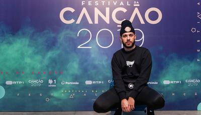 Conan Osíris é o favorito dos fãs internacionais para vencer primeira semifinal do Festival da Canção