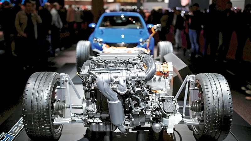 Aumento de 9% das exportações de Componentes para a Indústria Automóvel até maio