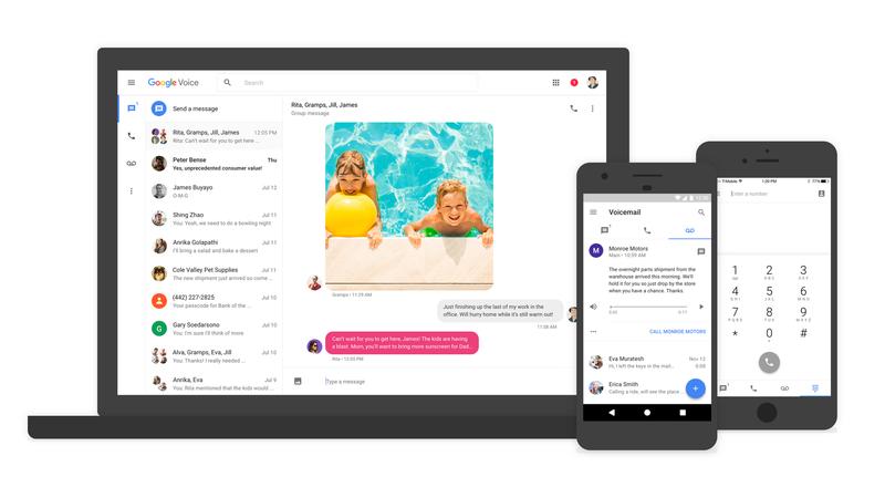 """Google Voice ganha novas funcionalidades e mais """"arrumação"""" mas mantém limitações geográficas"""