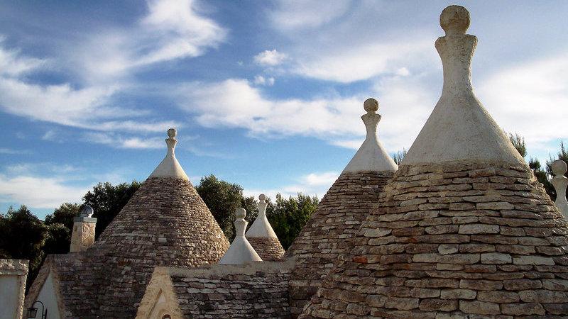 Casas Trulli: conheça as insólitas e únicas construções italianas