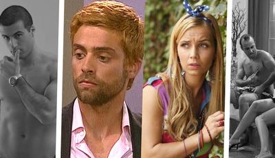 """Floribella"": o antes e o depois dos atores da série"