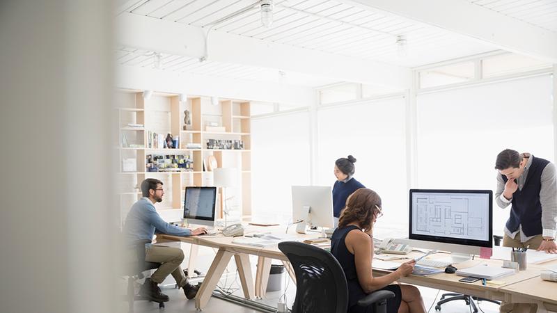 Volume de colocação de escritórios vai cair 10% este ano