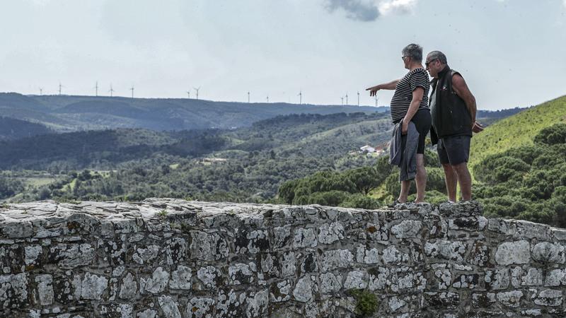 """""""Não é um museu, mas um território vivo"""". Algarve quer ter geoparque da UNESCO em 2025"""
