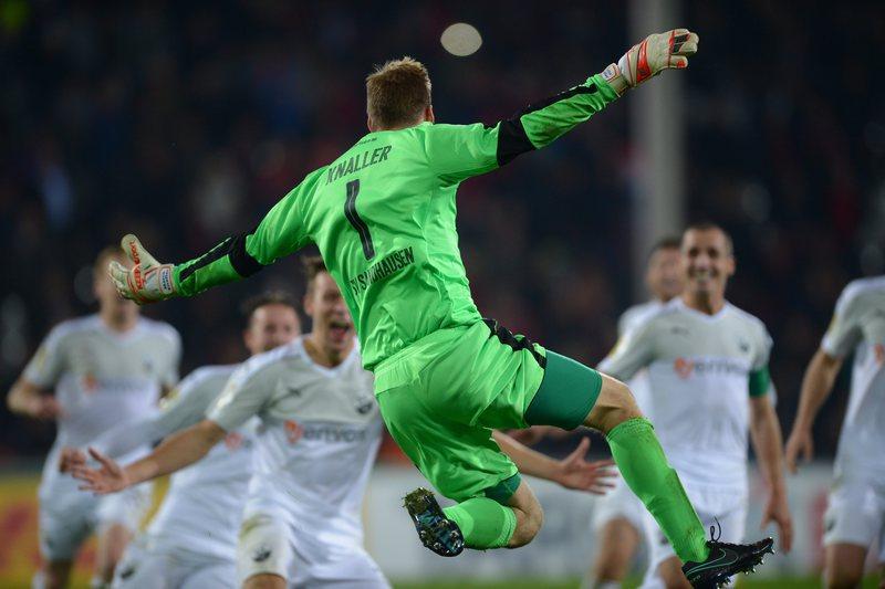 Bayer Leverkusen eliminado da Taça por equipa do 3.º escalão