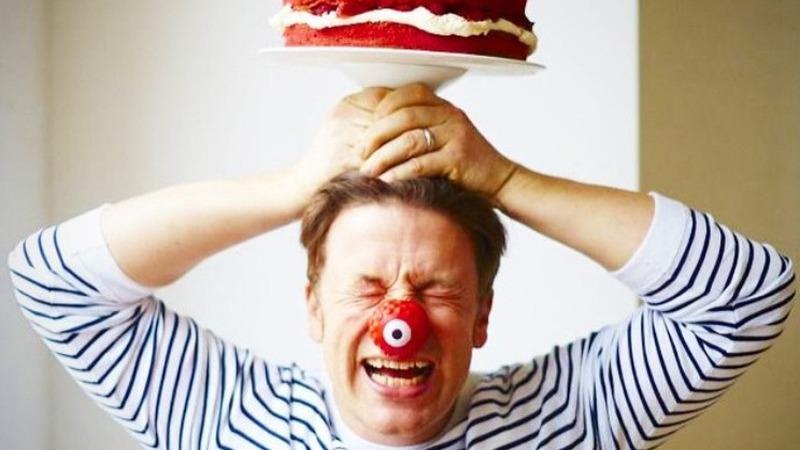 As fotos loucas do dia a dia de Jamie Oliver