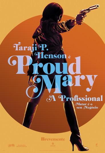 """""""Proud Mary - A Profissional"""": Ganhe convites para as antestreias"""