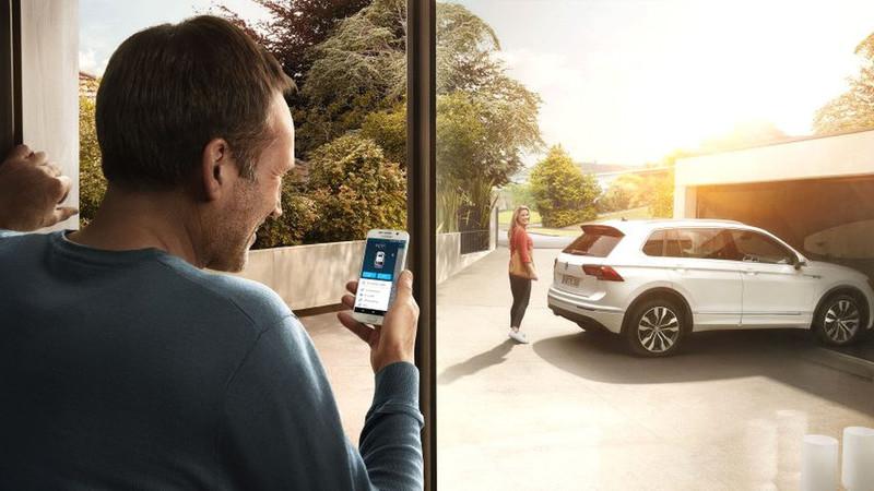 Tem um Volkswagen? Há novas funcionalidades de interação através do iPhone