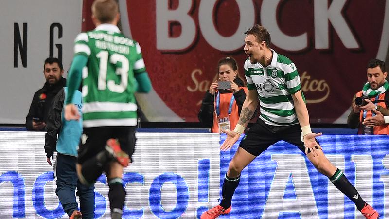 Após grandes penalidades, Sporting marca encontro com o FC Porto na final da Taça da Liga