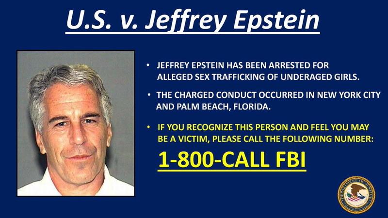 Ministério Público francês abre investigação relacionada com caso Epstein