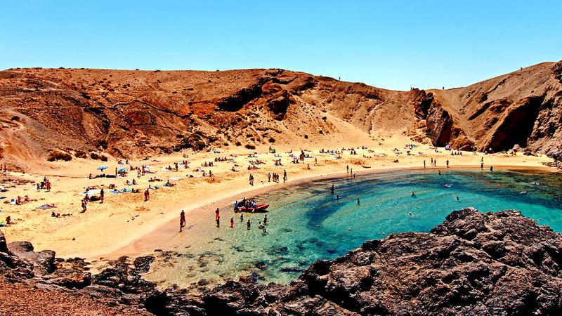 Lanzarote: um tesouro canário a descobrir