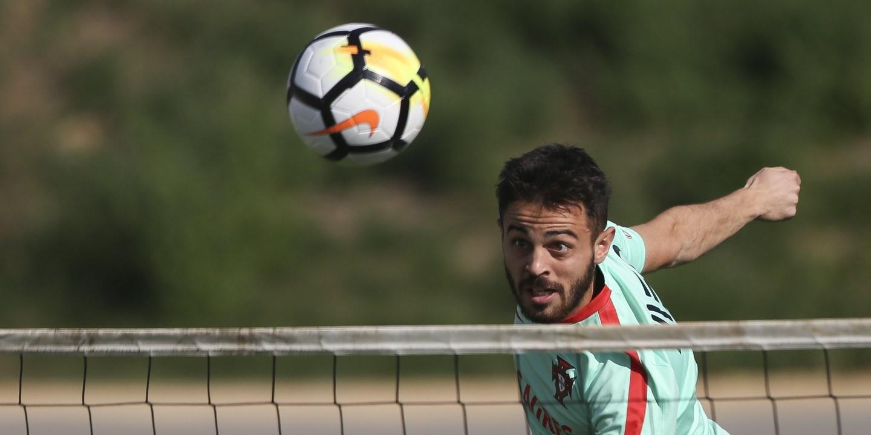 """Bernardo Silva promete """"elevar o nome de Portugal ao mais alto nível"""" no Mundial2018"""