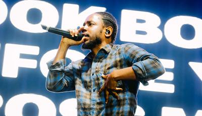Kendrick Lamar divulga novo single e deixa recado a Trump