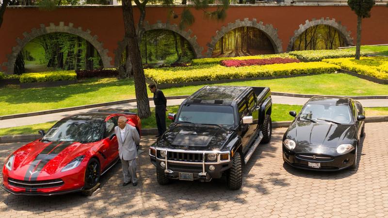 México: leilão de carros de luxo apreendidos em esquemas de corrupção vai reverter para projetos sociais