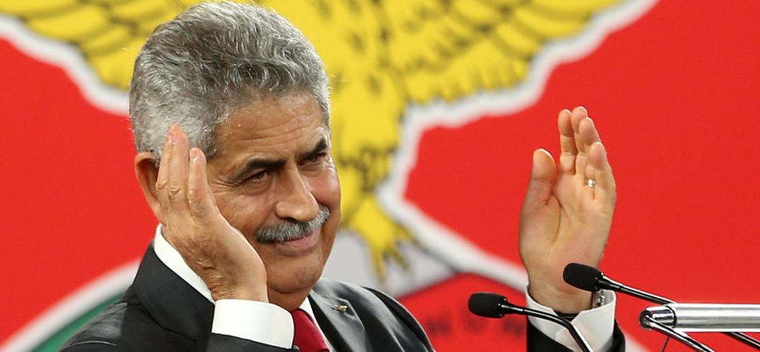 """Vieira aponta à reconquista: """"Temos de continuar com esta onda vermelha que atravessa o país"""""""