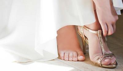 10 sapatos confortáveis para subir ao altar