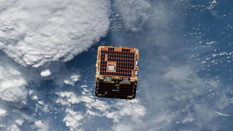 NASA testa tecnologias de satélites pequenos que ajudam a prever fenómenos meteorológicos