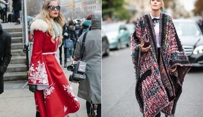 Estilo à prova de frio: vários tipos de casacos