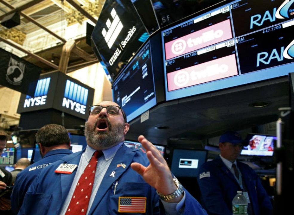 Dow Theory: pode bastar um deslize para uma avalanche em Wall Street