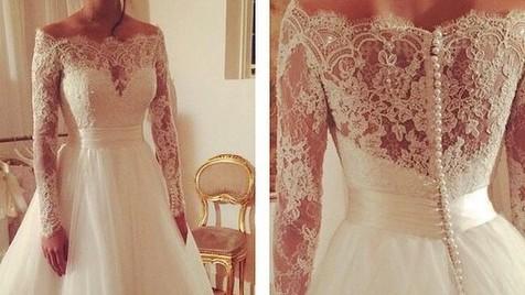 Venderiam o vosso vestido de noiva?
