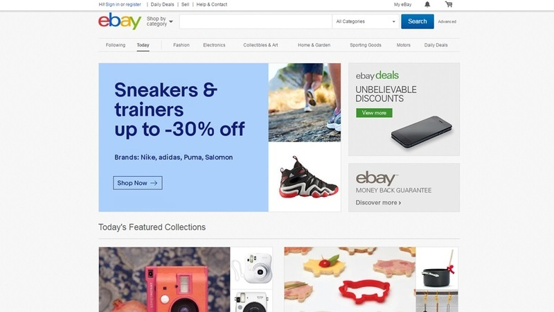 eBay acusa Amazon de recrutar vendedores para concorrente
