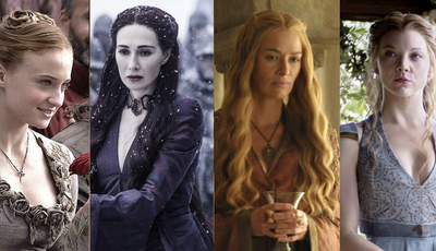 """Quem as viu e quem as vê: as transformações das personagens femininas de """"A Guerra dos Tronos"""""""