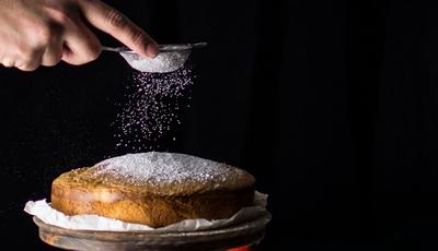 Geneoise, o bolo dos quatro ingredientes
