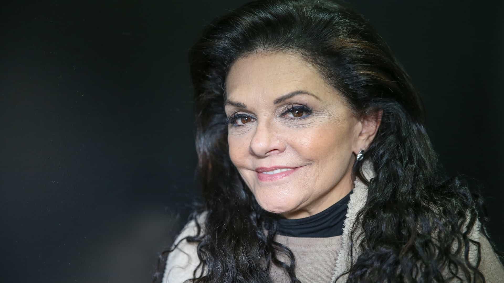 Foto: Rita Ribeiro era assim há 40 anos