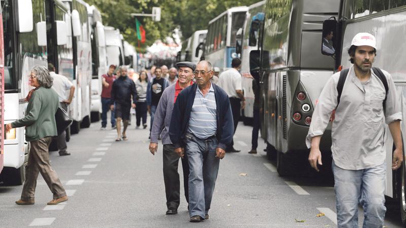 Reformados em Portugal recebem em média 605 euros
