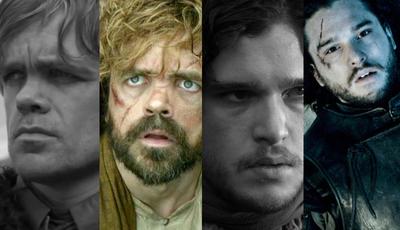 """Sete anos de """"A Guerra dos Tronos"""": o antes e depois dos atores da série"""