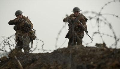 """Crítica/""""1917"""": Sam Mendes coloca-nos no centro da guerra com experiência imersiva e avassaladora"""