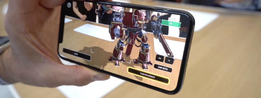 Apple: já permite fazer compras em realidade aumentada no iPhone