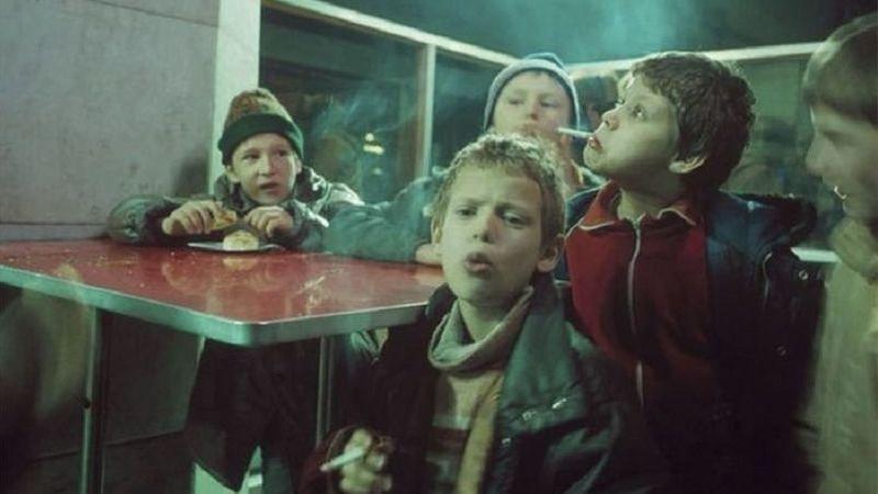 Fotografia: imagens raras mostram a dura realidade da Rússia na década de 1990
