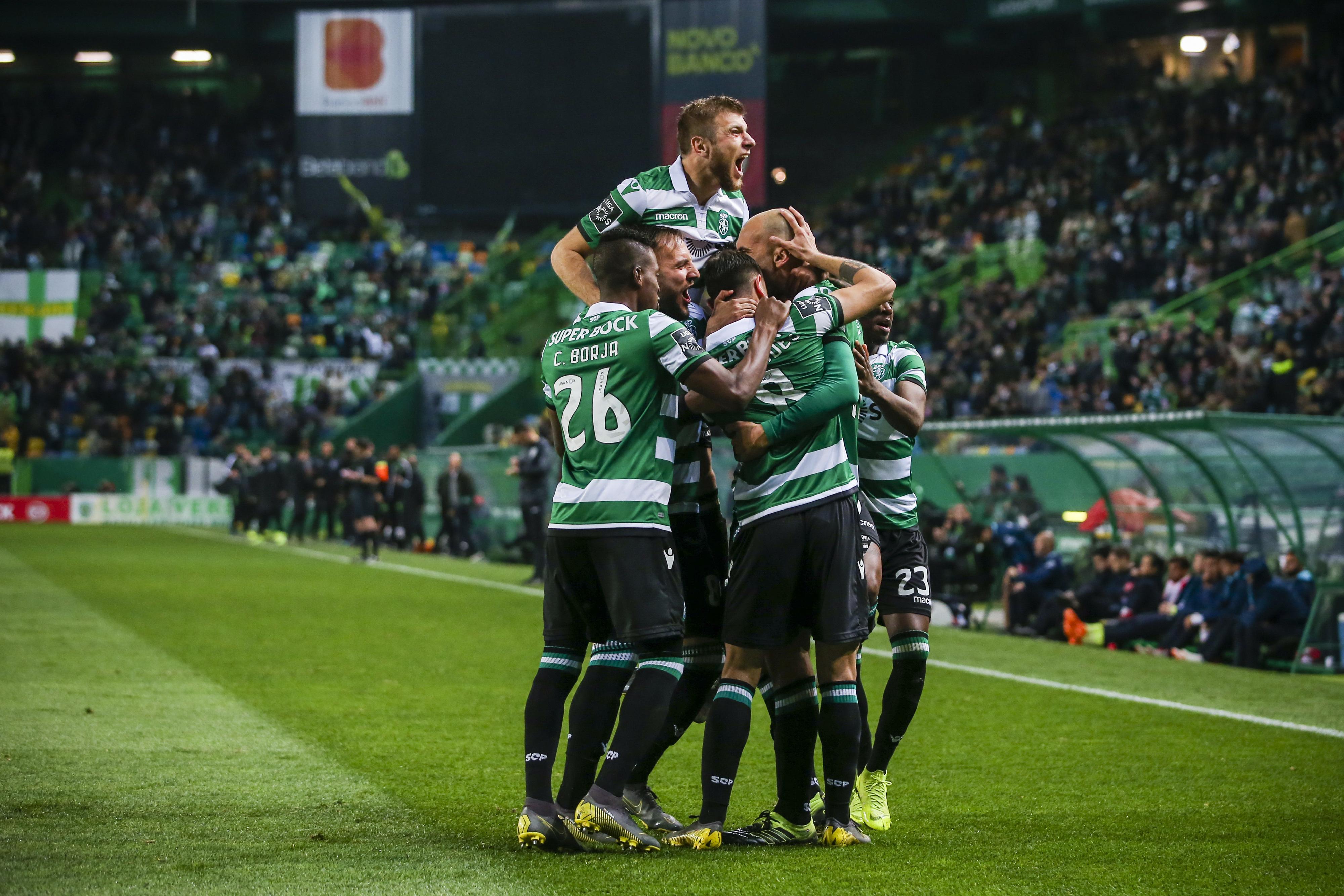Análise Sporting 3-0 Sporting de Braga: 'Leão' convence e 'respira' de alívio na luta pelo terceiro lugar