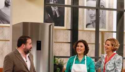 Assunção Cristas foi cozinhar para Cristina Ferreira e acabou a ser surpreendida