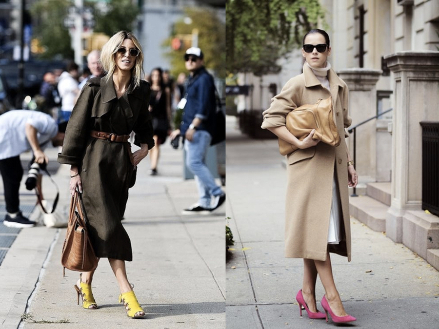 Quando os sapatos são uma afirmação de estilo