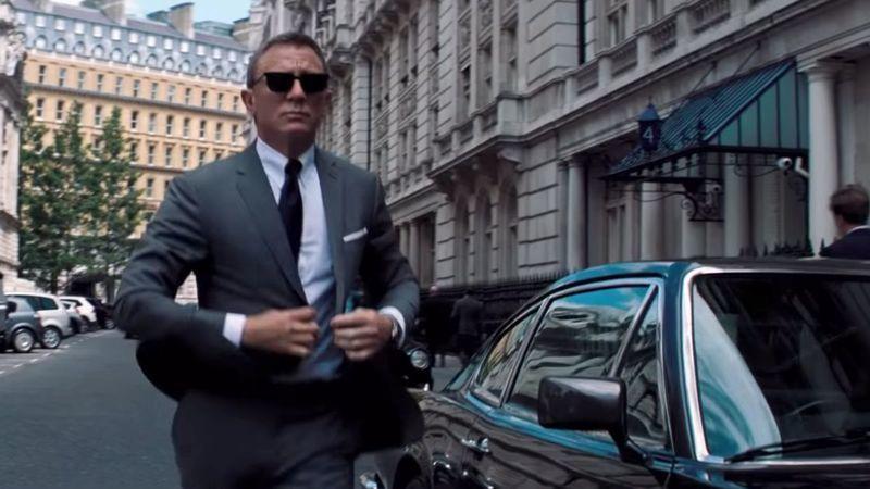 """""""007: Sem Tempo para Morrer"""". Já há trailer do último filme de Daniel Craig como James Bond"""