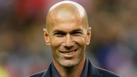 Zidane vence prémio FIFA de melhor treinador do mundo