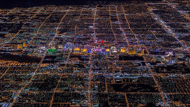 Las Vegas como nunca a viu