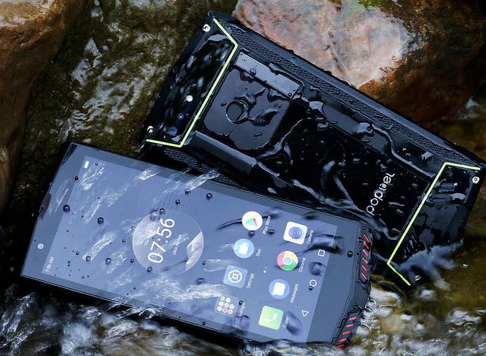 Poptel P60, um todo-terreno com ecrã 2K e 128 GB de armazenamento