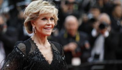 """Jane Fonda, a """"rebelde pura"""", recebe prémio Lumière em França"""